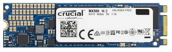 Твердотельный накопитель Crucial CT1000MX500SSD4