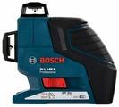 Лазерный уровень BOSCH GLL 3-80 P Professional + BS 150