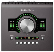Внешняя звуковая карта Universal Audio Apollo Twin MKII SOLO