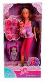 Simba Набор кукол Steffi Love Штеффи с детьми, 29 см, 5730211, в ассортименте