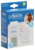 Dr. Brown's Пакеты для хранения грудного молока 180 мл