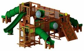 Домик Rainbow Play Systems Play Village 3C