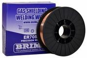Проволока из металлического сплава BRIMA ER-70S 0.8мм 5кг