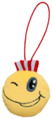 Мягкая игрушка Fancy Смайлик круглый 8 см