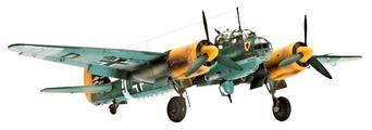 Сборная модель Revell Junkers Ju88 A-4 Bomber (04672) 1:72