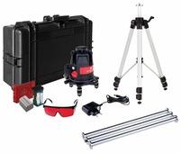 Лазерный уровень ADA instruments ULTRALiner 360 4V Set (A00477) со штативом