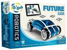 Электромеханический конструктор Gigo Robotics 7392 Автомобиль будущего
