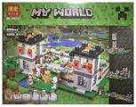 Конструктор BELA (Lari) My World 10472 Крепость