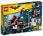 Конструктор LEGO The Batman Movie 70921 Тяжёлая артиллерия Харли Квинн