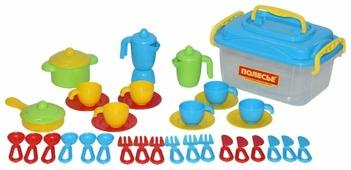 Набор посуды Полесье на 6 персон 56597