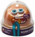 Жвачка для рук NanoGum оранжево-желтая с ароматом LOVE IS 50 гр (NG2LI50)