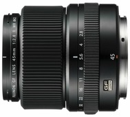 Объектив Fujifilm GF 45mm f/2.8 R WR