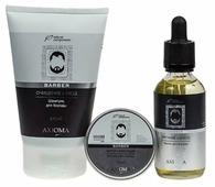 Axioma Набор для бороды и усов Очищение и Уход