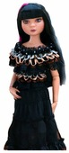 Tonner Блузка Woeful Ribbon & Dots Top для кукол Ellowyne