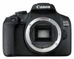 Фотоаппарат Canon EOS 2000D Body