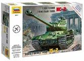 Сборная модель ZVEZDA Советский тяжелый танк ИС-2 (5011) 1:72