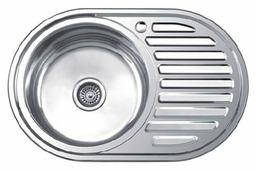 Врезная кухонная мойка Ledeme L67750-6L