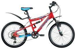 Подростковый горный (MTB) велосипед FORWARD Buran 1.0 (2017)