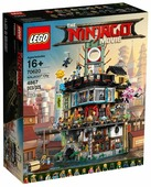 Конструктор LEGO The Ninjago Movie 70620 Ниндзяго-сити