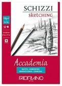 Скетчбук для зарисовок Fabriano Accademia 29.7 х 21 см (A4), 120 г/м², 50 л.