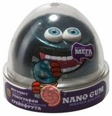 Жвачка для рук NanoGum эффект голографии и аромат грейпфрута 50 гр (NGHG50)