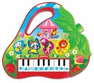 Азбукварик пианино 28211-4