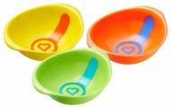 Комплект посуды Munchkin White hot (12100)