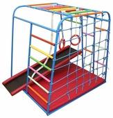Спортивно-игровой комплекс Plastep Кубик-лесенка