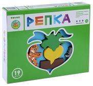 Кубики Томик Репка 453-1