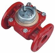 Счётчик горячей воды Тепловодомер ВСТН-50 импульсный
