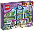 Конструктор LEGO Friends 41318 Госпиталь Хартлейк-сити
