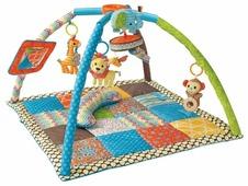 Развивающий коврик Infantino Twist&Fold Африка
