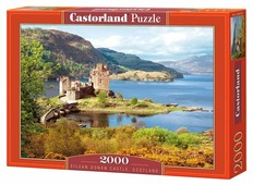 Пазл Castorland Eilean Donan Castle, Scotland (C-200016), 2000 дет.