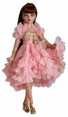 Tonner Комплект одежды Ruffled Up для кукол Ellowyne