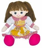 Мягкая игрушка Gulliver Кукла Смородинка 30 см