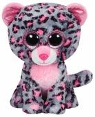Мягкая игрушка TY Beanie boos Леопард Tasha 33 см
