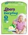 Libero подгузники Everyday 3 (4-9 кг) 22 шт.