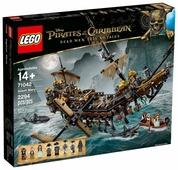 Конструктор LEGO Pirates of the Caribbean 71042 Безмолвная Мэри