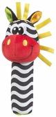 Погремушка Playgro Jungle Squaeker Zebra