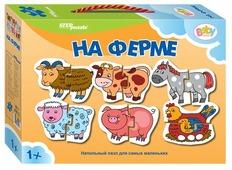 Набор пазлов Step puzzle Baby Step На ферме (70111)
