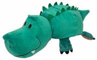 Мягкая игрушка 1 TOY Вывернушка Аллигатор-Медведь 10 см