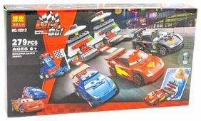 Конструктор BELA Cars 10012 Крутой гоночный набор