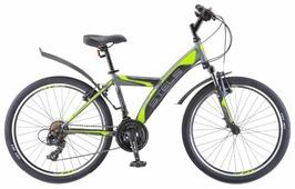 Подростковый горный (MTB) велосипед STELS Navigator 410 V 18-sp 24 V030 (2018)