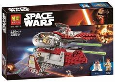 Конструктор BELA Space Wars 10575 Перехватчик джедаев Оби-Ван Кеноби