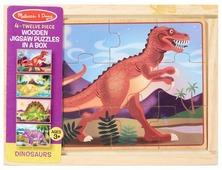Набор пазлов Melissa & Doug Динозавры (3791)