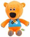 Мягкая игрушка Мульти-Пульти Ми-ми-мишки Медвежонок Кеша 30 см