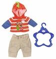 Zapf Creation Комплект одежды для мальчика Baby Born 824535