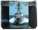 Коврик Dialog PGK-07 Warship