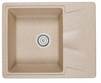 Врезная кухонная мойка Granula 6201 62х50см искусственный гранит