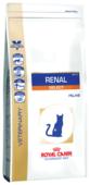 Корм для кошек Royal Canin Renal Select RSE 24 при лечении МКБ